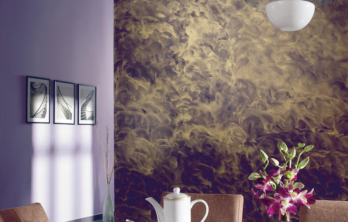 Asian Paints Metallics Colorwash