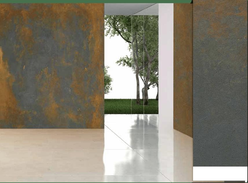 Ironic Wall Texture Design